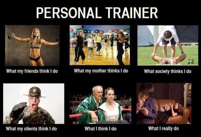 Funny Fitness Photos