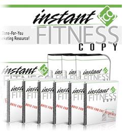 Instant Fitness Copy